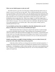 Racial Smog Essay - image 2