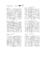 Worksheet 3.5 worksheet