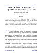 Impact Of Board Characteristics On Corporate Social Responsibility Disclosure.pdf