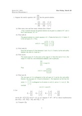 Math 221 Homework 8 and solutions