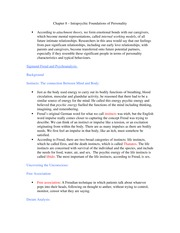 PSYB30-Chapter 8 Notes
