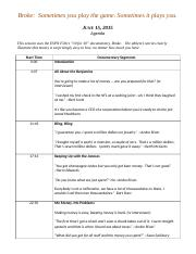 Broke Agenda and Segment Guide 061515 - handout (1).docx