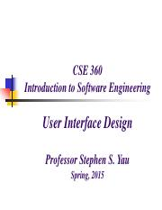 Lecture 16 CSE 360 Spring 2015 -- User Interface Design.pdf