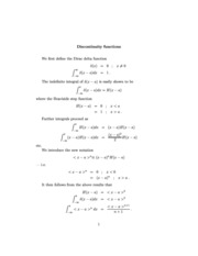J_DISCONTINUITY FUNCTIONS