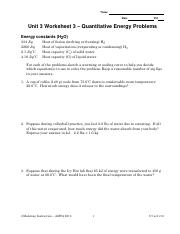06_ws 3.pdf - Name Date Pd Unit 3 Worksheet 3 Quantitative ...