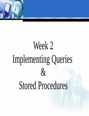 Stored Procedure.ppt