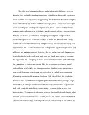our town essay our town effective or deficient our town by  2 pages wild card essay