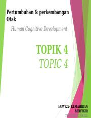 Topic 4_Human Cognitive Development.ppt