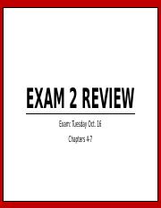 Exam 2 Review FA18.pptx