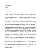capitivity of whales annotated bibliography.docx
