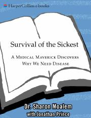 survival of the sickest chapter 1 Download the app and start listening to survival of the sickest and survival of the with the book survival of the sickest each chapter is a self.