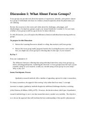Discussion 1 Week 6 Qualitative Reasoning.docx