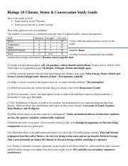 Climate and Water Study Guide (1).docx