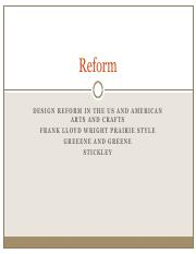 ASU Lecture 5 Reform American Arts and Crafts.pdf