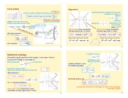Lecture Notes I on Classical Mechanics