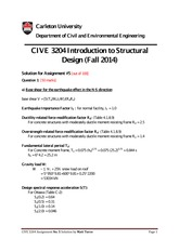 Assignment_5_Solution 2014