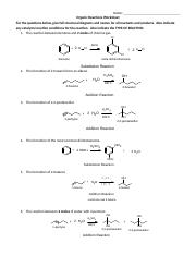 "Answers to Hydrocarbon Nomenclature Worksheet.pdf - WOVEN"" L C H l ..."