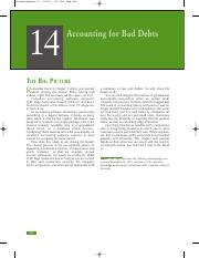 Chapter 14 - Accounting for Bad Debts.pdf