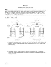 batteries study resources. Black Bedroom Furniture Sets. Home Design Ideas