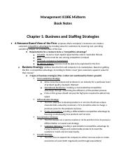 Management ICORE Midterm - reading guide.docx
