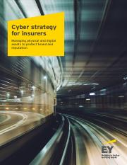 Cyber strategy for insurers - online A4