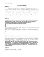 Sleep Module Worksheet (Autosaved).docx