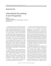 International Accounting- A User Perspective.pdf