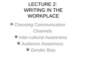Lecture_2-Writing_In_The_Workplace