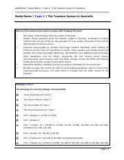 LAWS3101_Topic 1_Study Notes.pdf