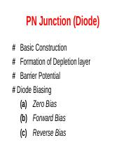 Biasing Junction Diode.ppt