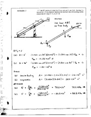 7_Mechanics Homework Mechanics of Materials Solution