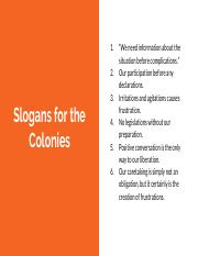 4 Line Poem and Rhyming Phrases Social Studies Colonial Times