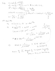 Phys 358 Oscillations Notes