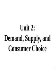 2.3- Shifting Demand and Supply - student version.ppt