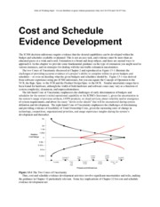 Cost_and_Schedule_Evidence_Development