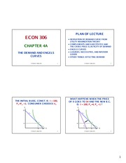 CHAPTER 4-PART A  DEMAND CURVE