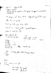 Lecture Notes - Categorical Data