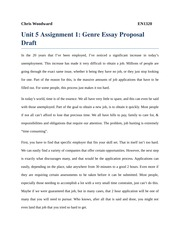 Unit 5 Assignment 1 Proposal letter