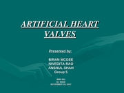 Cardiac_Prosthetic_Valves