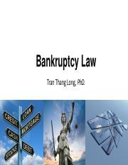 IU_Bankruptcy Law_BW