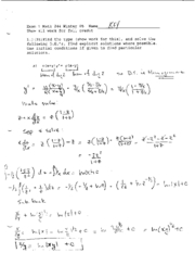 math244 winter05 exam1 key