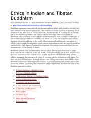 handout-Ethics in Indian and Tibetan Buddhism.docx