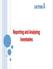 Lecture 3 Reporting and Analyzing Inventories-2.pdf