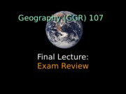 GGR107 lecture final