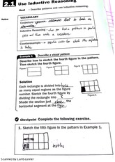 geometry notes inductive and deductive reasoning