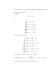 Engineering Calculus Notes 364