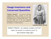 Lecture7.Guage.Invariance.Conserved.Quantities