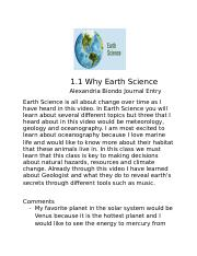 1.1 Why Earth Science.docx