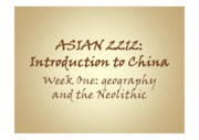 ASIAN 2212  lecture slides
