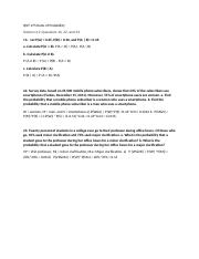 QNT 275 Rules of Probability.docx